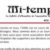 Bulletin «Mi-temps»