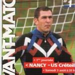 Avant Match n°01 saison 02/03