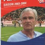 Avant Match n°01 saison 03/04