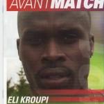 Avant Match n°01 saison 04/05