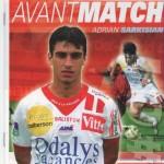 Avant Match n°01 saison 05/06