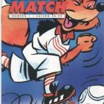 Avant Match n°01 saison 98/99