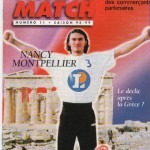 Avant Match n°11 saison 98/99