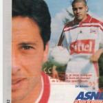 Avant Match n°12 saison 00/01