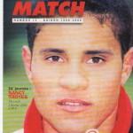 Avant Match n°12 saison 99/00