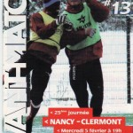 Avant Match n°13 saison 02/03