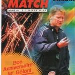 Avant Match n°13 saison 98/99