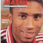 Avant Match n°13 saison 99/00