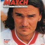 Avant Match n°14 saison 99/00