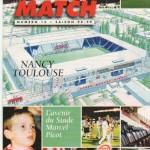Avant Match n°15 saison 98/99