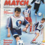 Avant Match n°15 saison 99/00