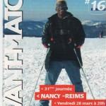 Avant Match n°16 saison 02/03