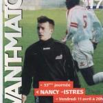 Avant Match n°17 saison 02/03