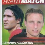 Avant Match n°02 saison 04/05