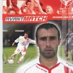 Avant Match n°02 saison 06/07
