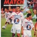 Avant Match n°02 saison 99/00