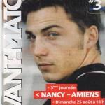 Avant Match n°03 saison 02/03