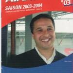 Avant Match n°03 saison 03/04