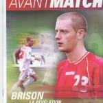Avant Match n°03 saison 04/05