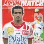 Avant Match n°03 saison 05/06