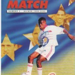 Avant Match n°03 saison 99/00
