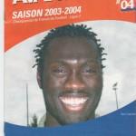 Avant Match n°04 saison 03/04
