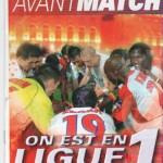 Avant Match n°04 saison 04/05