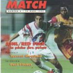 Avant Match n°04 saison 97/98