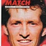 Avant Match n°04 saison 99/00