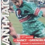 Avant Match n°05 saison 02/03