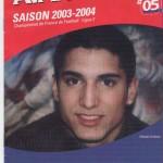 Avant Match n°05 saison 03/04