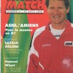 Avant Match n°05 saison 97/98