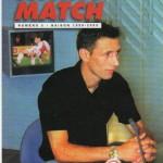 Avant Match n°05 saison 99/00