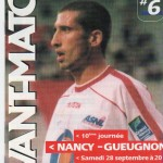 Avant Match n°06 saison 02/03