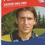 Avant Match n°06 saison 03/04