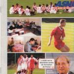 Avant Match n°06 saison 00/01