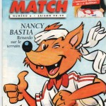 Avant Match N°06 saison 98/99