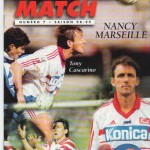 Avant Match n°07 saison 98/99