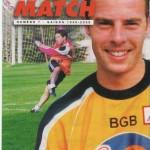 Avant Match n°07 saison 99/00