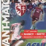 Avant Match n°08 saison 02/03