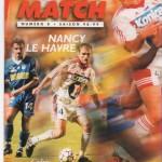 Avant Match n°08 saison 98/99