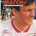 Avant Match n°08 saison 99/00