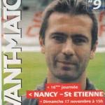 Avant Match n°09 saison 02/03