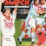 Avant Match n°09 saison 98/99