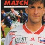 Avant Match n°09 saison 99/00