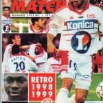 Avant Match Numero special saison 97/98
