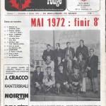 Chardon Rouge n°01 saison 71/72