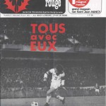 Chardon Rouge n°06 saison 71/72