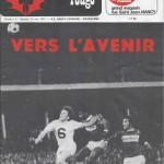 Chardon Rouge n°09 saison 71/72