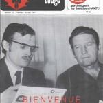 Chardon Rouge n°10 saison 71/72